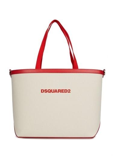 Dsquared2 Omuz Çantası Kırmızı